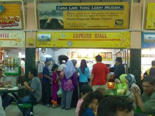 Gerai Nasi Ayam GOH BENG SIM di R&R Tapah @ isuhangat