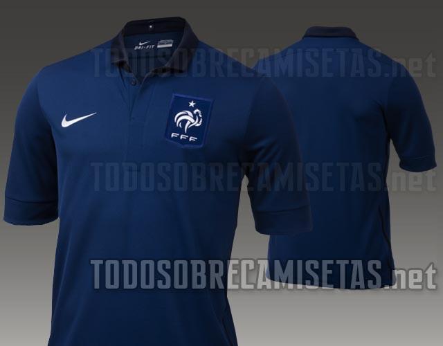 camiseta seleccion francia eurocopa 2016
