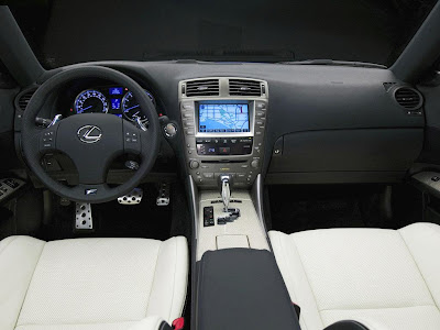 Lexus Isf Wallpaper. The IS-F engine is mated to
