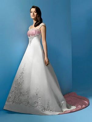 Wedding Gown Dresses Creative Design