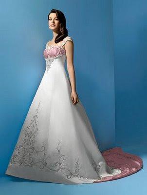 Wedding Gown Dresses Creative Design