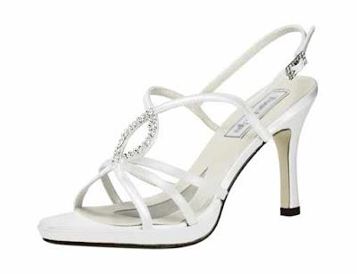 High Heels Wedding Shoes