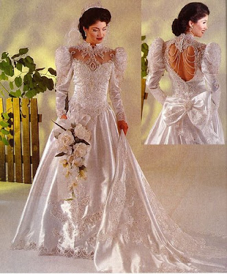The Wedding Gown Beautiful Silk's