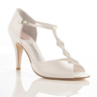 Alexa Bridal Shoes by Filippa Scott