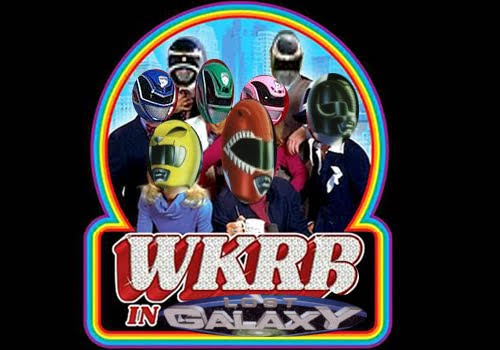 WKRB in the Lost Galaxy
