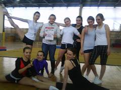Nasze Gimnastyczki:)