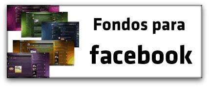FONDOS FACEBOOK