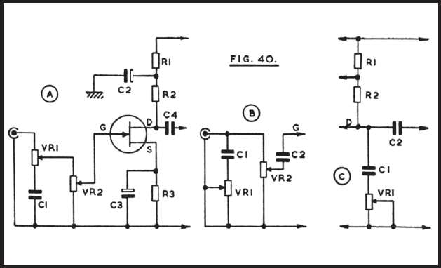 field effect transistor  fet  projects