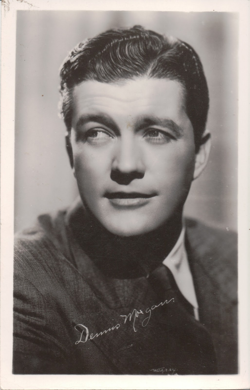 Dennis Morgan Net Worth