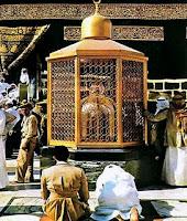Tempat Maqom Ibrahim