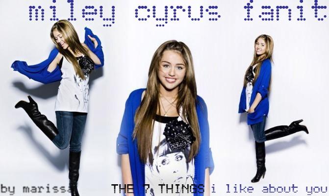 Miley Cyrus fanit