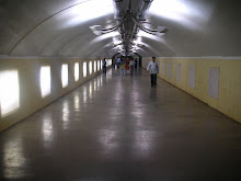 Pedestrian Subway (high tech!)
