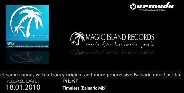 Nery - Timeless (Balearic Mix) (MAGIC026) [HD VIDEO]