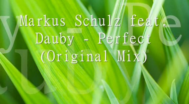 Markus Schulz feat. Dauby - Perfect (Original Mix + Agnelli & Nelson Remix) [LYRICS & HQ VIDEO]