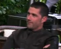 Lost's Matthew Fox Takes A Break At Chateau Marmont 5/11/09
