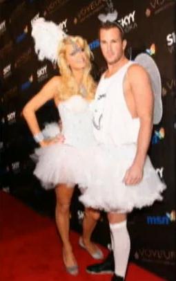Paris Hilton Fights W/ Boyfriend Doug Reinhardt On Halloween Night