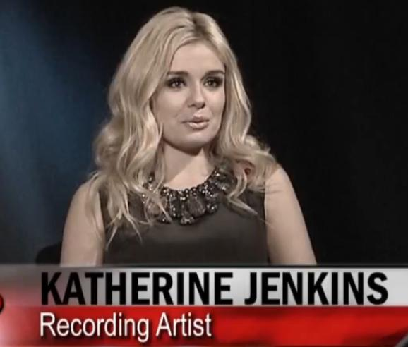Katherine Jenkins Talks About Bring Me To Life