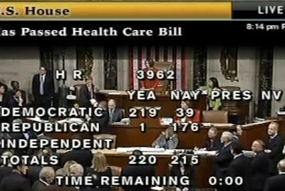 Historic House Reform Bill Passes