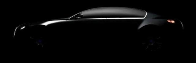 Bugatti 16C Galibier Concept Side