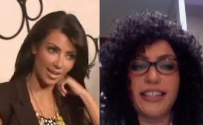 Kim Kardashian Ugly transformation And Face Molding
