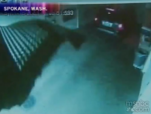 Stupid Criminal Drove Stolen SUV Into County Jail For Arrest