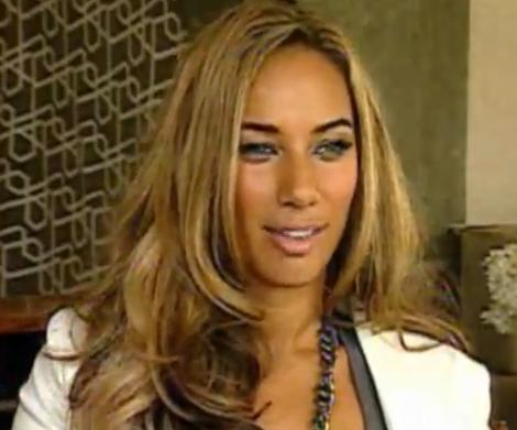 Leona Lewis Talks Success & Echo