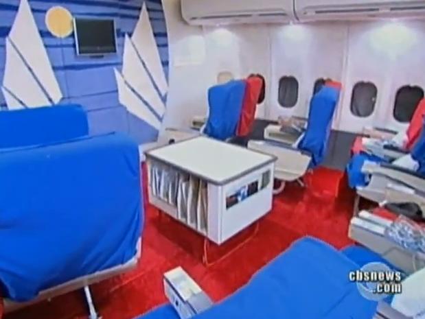 Homemade Pan Am 747 Jet