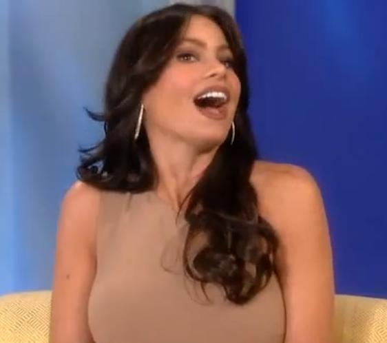 Sofia Vergara On The View