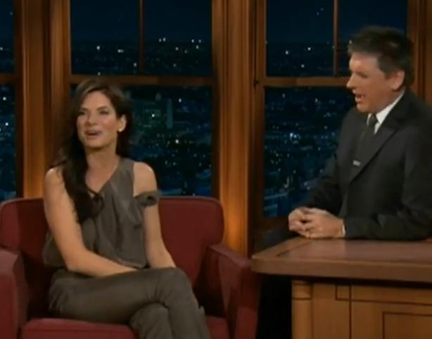 Sandra Bullock Chat With Craig Ferguson