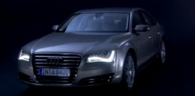 2011 Audi A8 Short And Long Overviews