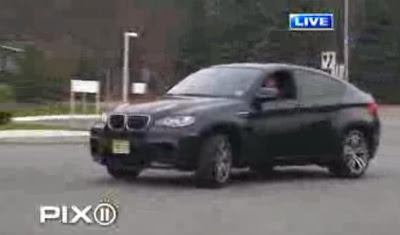 BMW X6M Test Drive & Engine Sound-Pix Morning News