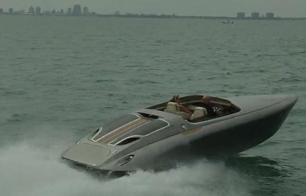 Porsche Speed Boat 'New Cut' 1080