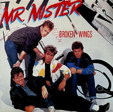 Mr. Mister-Broken Wings (Lyrics & Official Music Video)