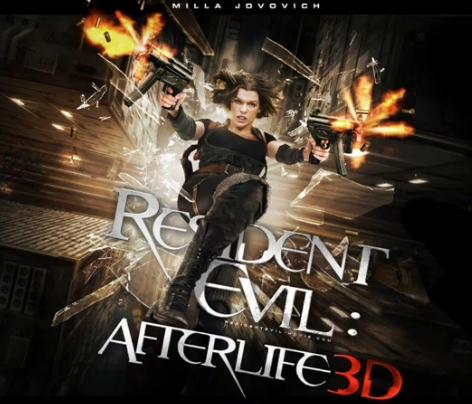Resident Evil 4 Afterlife Best Soundtrack-Arcadia, Binoculars, LA & Tokyo