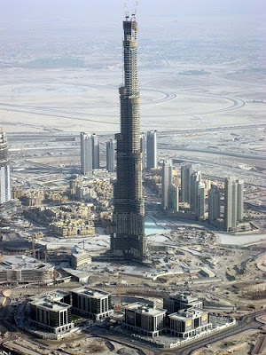 Worlds Tallest Building Mid