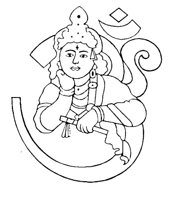 Buddhist Coloring Pages