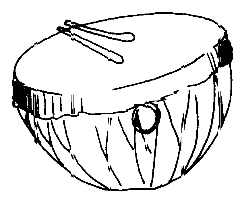 musical instruments drum clip art