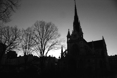 Eglise Saint Bernard - 75018 Paris