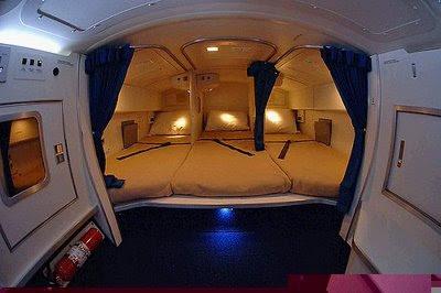 KLM Bed