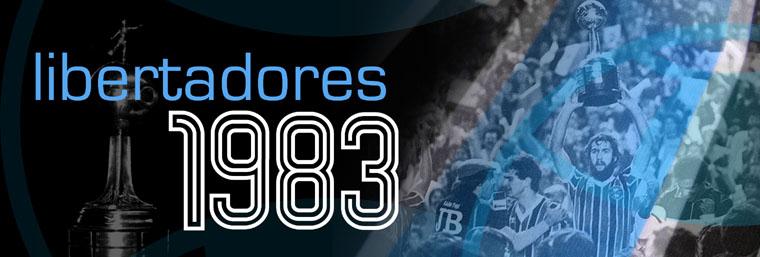 Gremio Campeão da Libertadores 1983