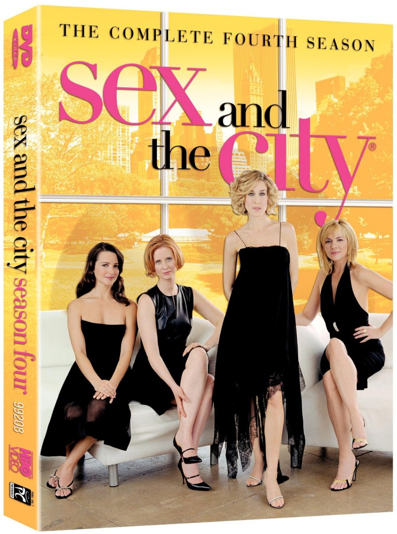 Чем секс большом городе 1 сезон