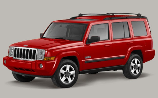 Jeep Commander Blog 2007 Jeep Commander Rocky Mountain Special Edition