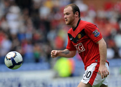 Wayne Rooney, Manchester United vs Wigan