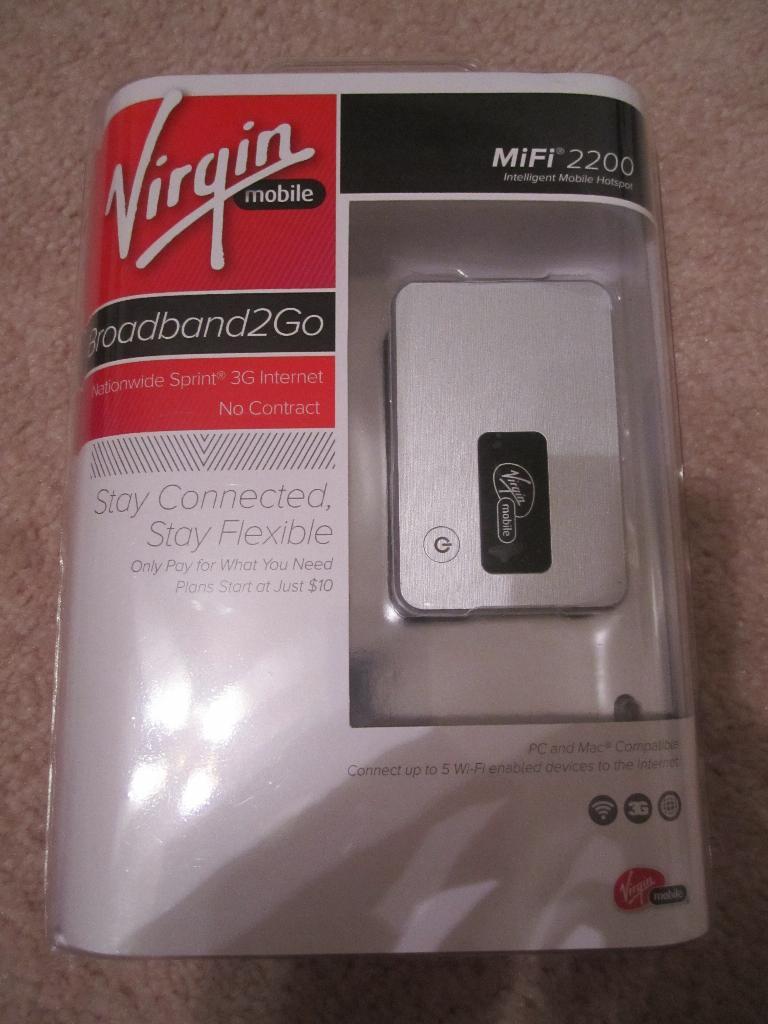 arogan virgin mobile mifi 2200. Black Bedroom Furniture Sets. Home Design Ideas