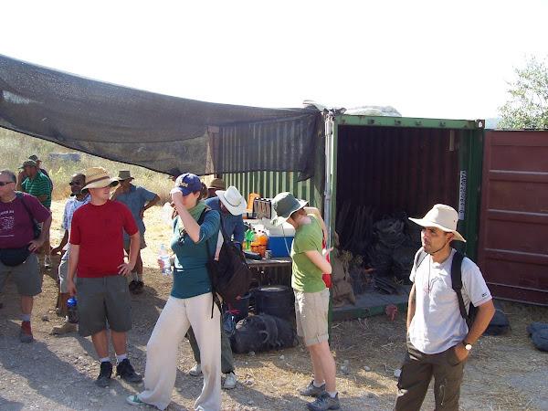 Base Camp: Tel Gezer