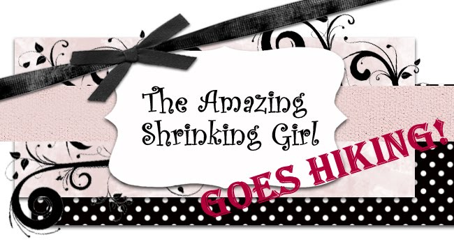 The Amazing Shrinking Girl Goes Hiking