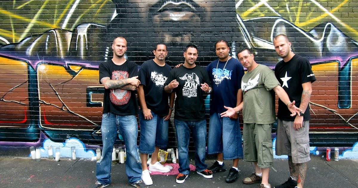 Tats cru tats cru x chris nunez miami ink for Big pun mural bronx