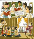 DOUBLE JOY OF READING AND COACHING