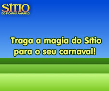Carnaval com a turma do Sítio!