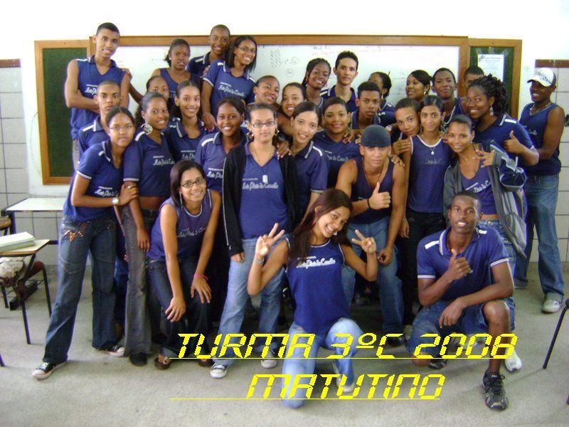 Projeto 2008 Turma 3ºC Matutino